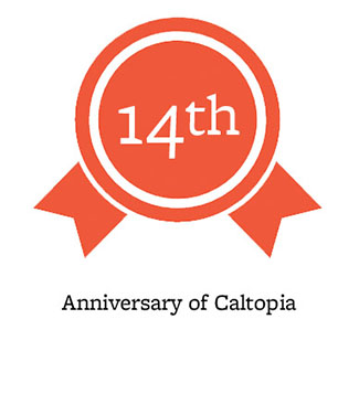 14th anniversary of caltopia