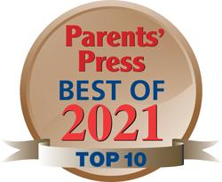 Parent's Press Best of 2021 Top 10